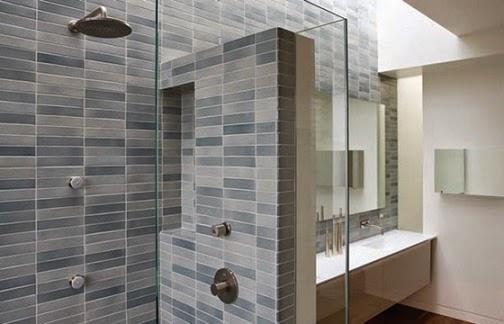motif keramik minimalis untuk kamar mandi modern