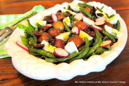 Garden Fresh Nicoise Salsd