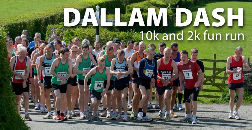 The Dallam Dash 10K Race<br> and 2K Fun Run