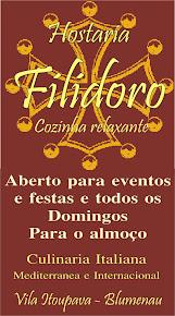 HOSTARIA FILIDORO, cozinha relaxante