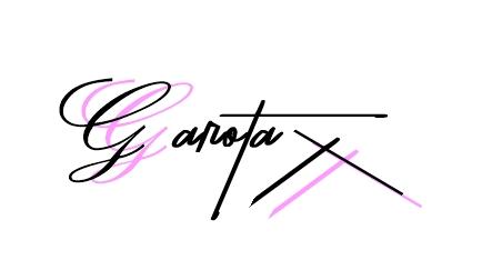 Garota X ⎯ por Karina Dias