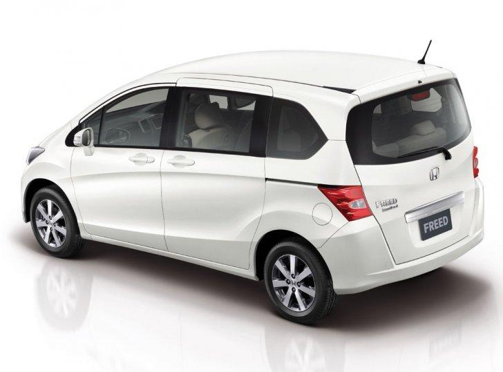 Smart cars for smart peopls honda freed 2012 for Honda smart car