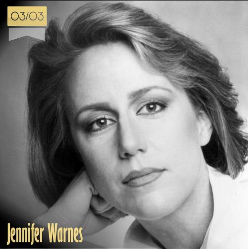 3 de marzo | Jennifer Warnes - @jenniferwarnes | Info + vídeos