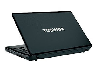 Toshiba M465 notebook