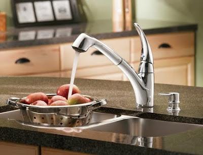 Moen 7560 Extensa Pull-Out Spray Kitchen Faucet