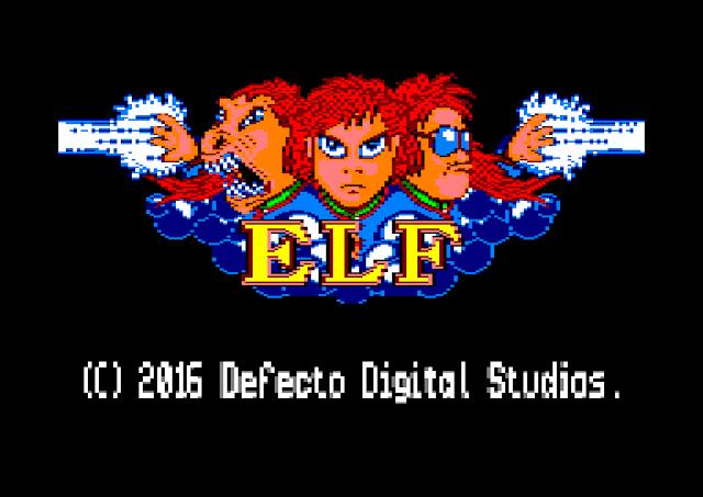 Así es ELF, la nueva aventura conversacional para Amstrad ¡Ya disponible!