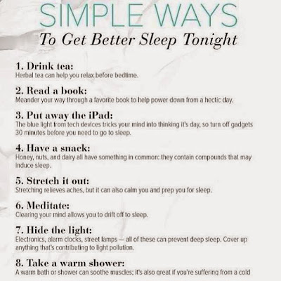 tips relax badan