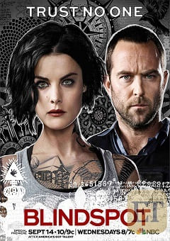 Blindspot - Ponto Cego 2ª Temporada Séries Torrent Download capa