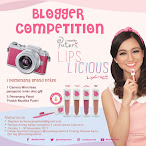 MUSTIKA PUTERI LIPSLICIOUS BLOG COMPETITION
