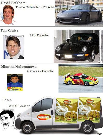 Porsche, Sama-Porsche