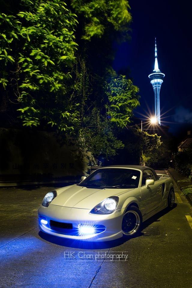 Toyota MR2, ściągany dach, ZZW30, roadster z japonii, midship runabout, tuning, ostatnia generacja, MK3, オープンカー