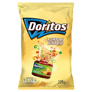 Doritos Lightly Salted Corn Chips