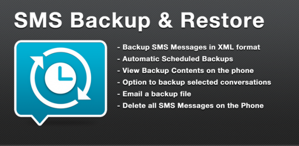 Backup SMS and Restore on Android