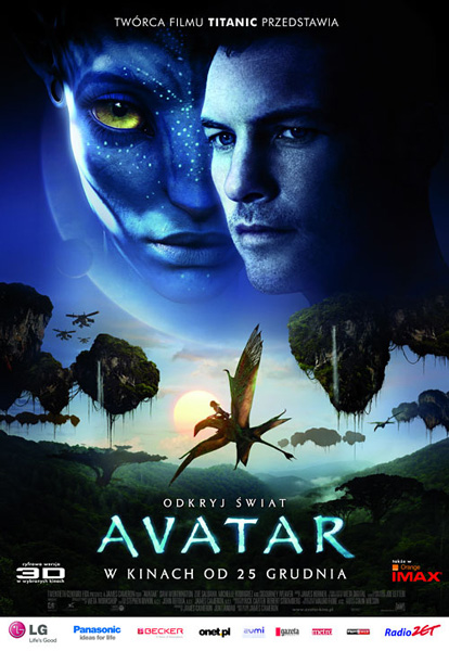 AVATAR 3D SBS (2009) Mini-HD / Lektor PL