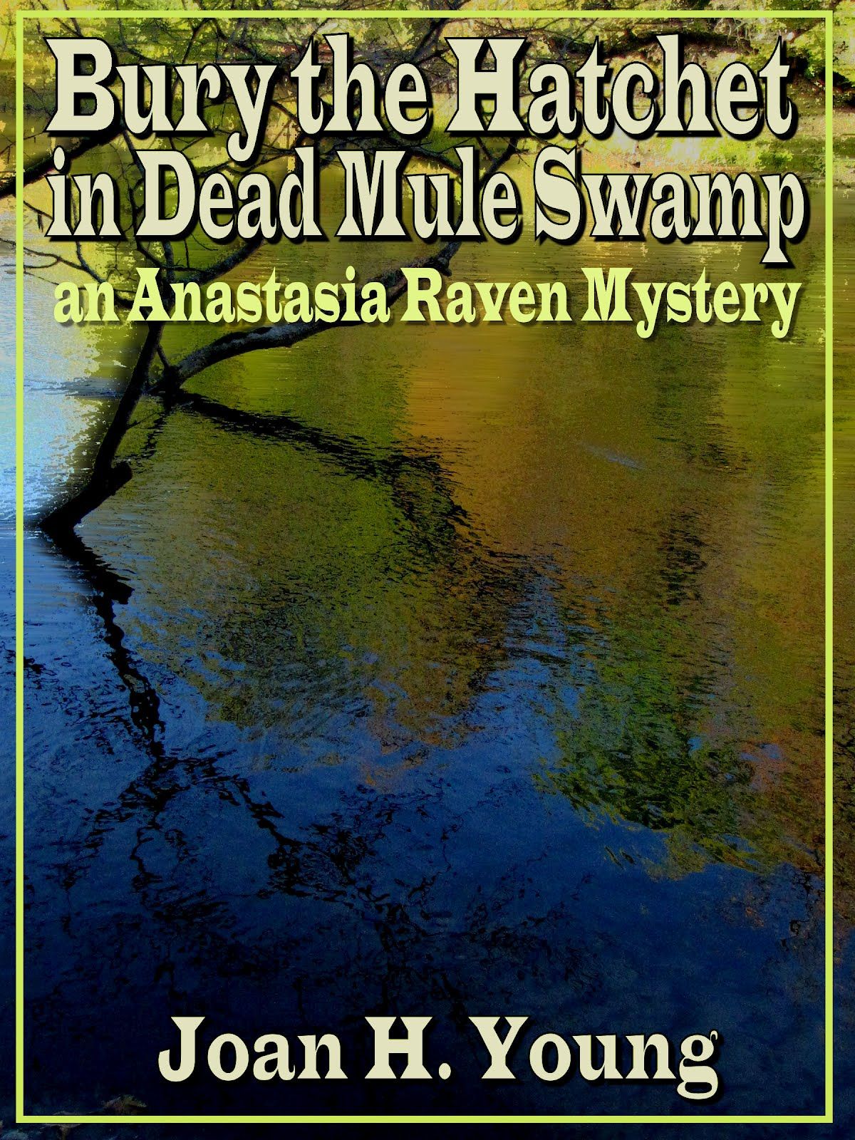 cover for Bury the Hatchet in Dead Mule Swamp