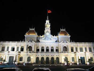 People's Committee Hall Saigon