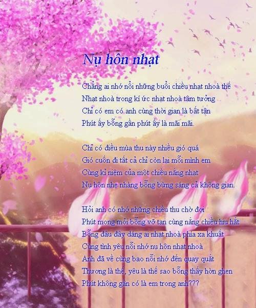 Những bài thơ tình yêu hay qua ảnh - Hình 15