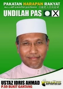 UST IDRIS AHMAD