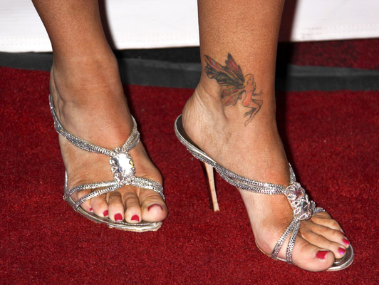 Denise Richards's Tattoos