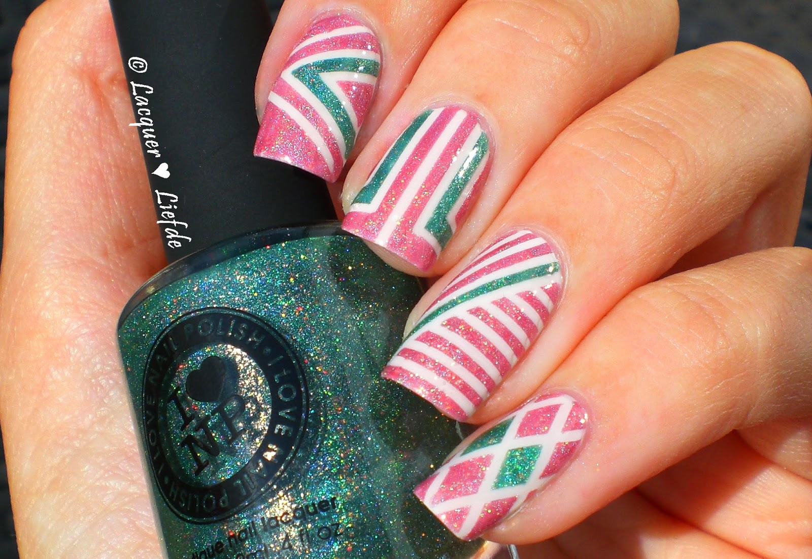 I Love Nail Polish