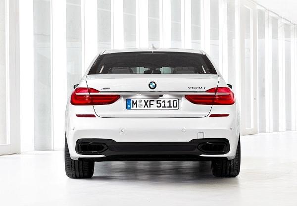 BMW Serie 7 M