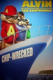 Alvin and the Chipmunks: Road Chip (2015)