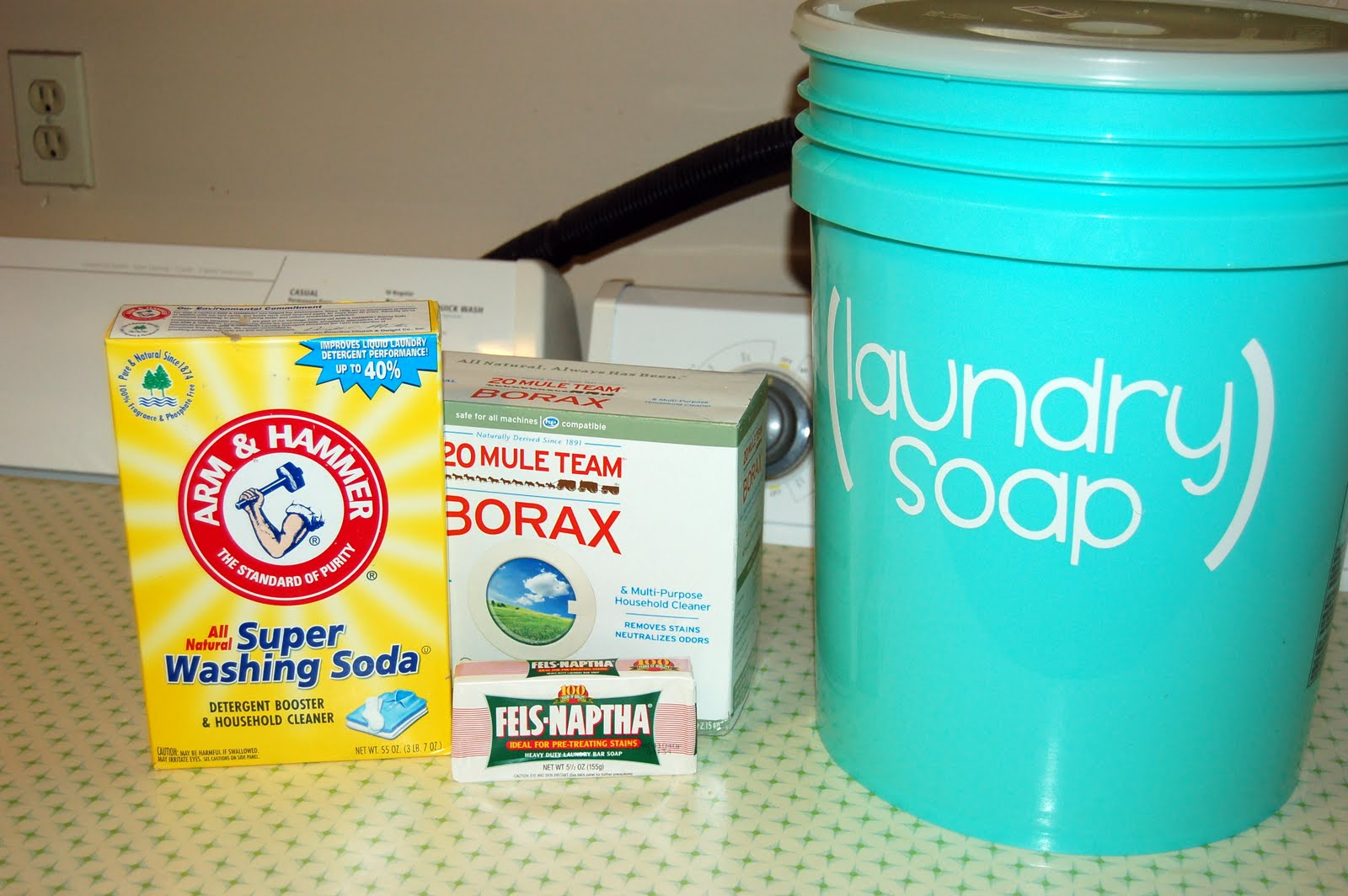Diy Homemade Laundry Soap Icandy Handmade