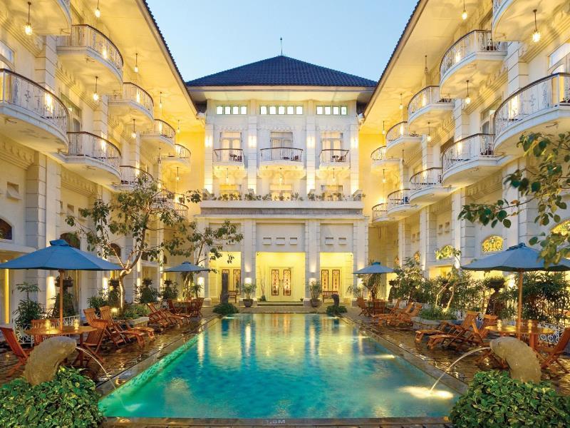 Daftar Hotel Berbintang