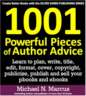Book making march 2017 1001 powerful pieces of author advice actually there are nearly 1100 pieces of advice for every author regardless of path to publication fandeluxe Images