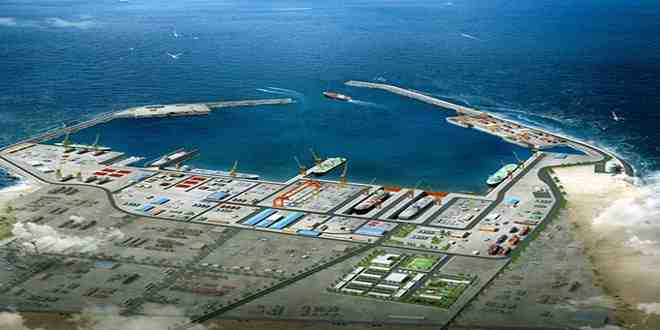 gwadar port The first outgoing shipment of containers carrying chinese goods departed from gwadar port on november 13, 2016 the media event read more.