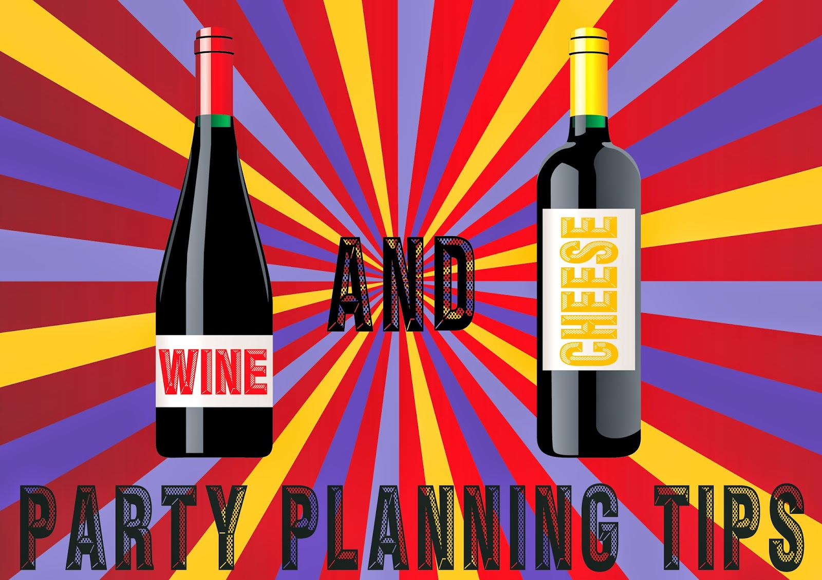 Wine and cheese party planning tips