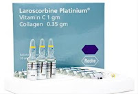 Laroscorbine Platinum (Vit C + Collagen)