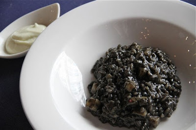 ARROZ NEGRO DE HISPANIA EN LONDRES. BLOG ESTEBAN CAPDEVILA