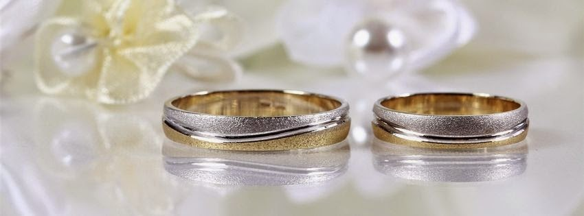 Couverture pour facebook bague de mariage 1
