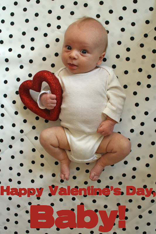 happy valentines day baby - Baby Valentine