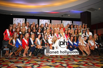 Miss America 2013 Contestants