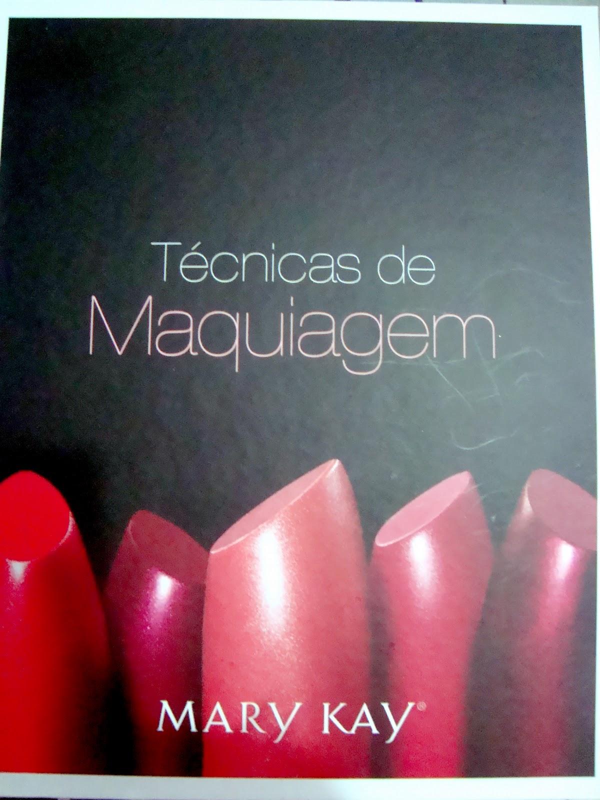 Livro Técnicas de Maquiagem by Mary Kay | Blog da Ferreirama