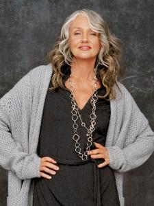 Cindy Joseph tem 60 anos e há 11 é uma modelo requisitada para