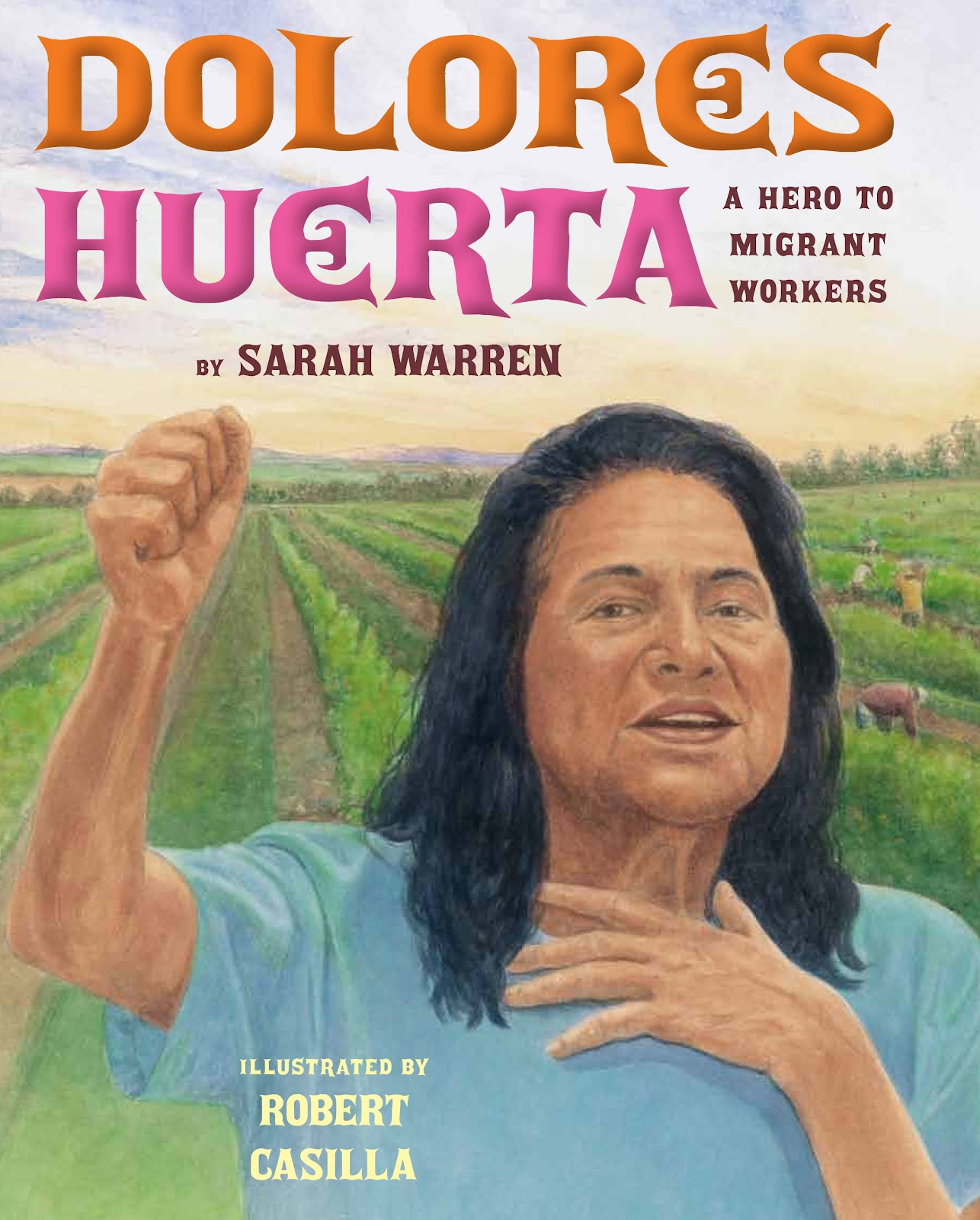 dolores huerta Dolores huerta, at the delano strike in 1966, is the legendary leader who was behind the epochal 16-year california grape boycott that won farmworkers their basic rights.