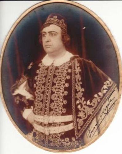 ITALIAN BARITONE FRANCESCO CIGADA (1878-1966) CD