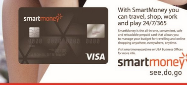 UBA Smart Money Card