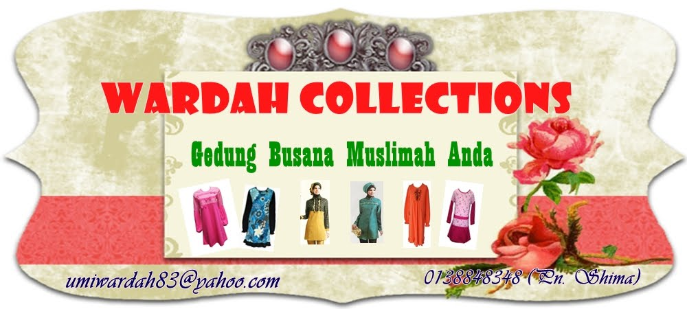 WARDAH COLLECTIONS