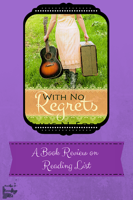 With No Regrets  by Julie N Ford   a Book review on Reading List
