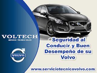 Taller Automotriz Volvo - VOLTECH