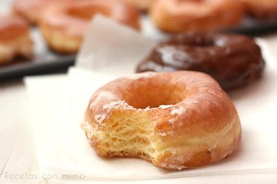 """Donuts, """"cocinar Entre Amigas"""""""