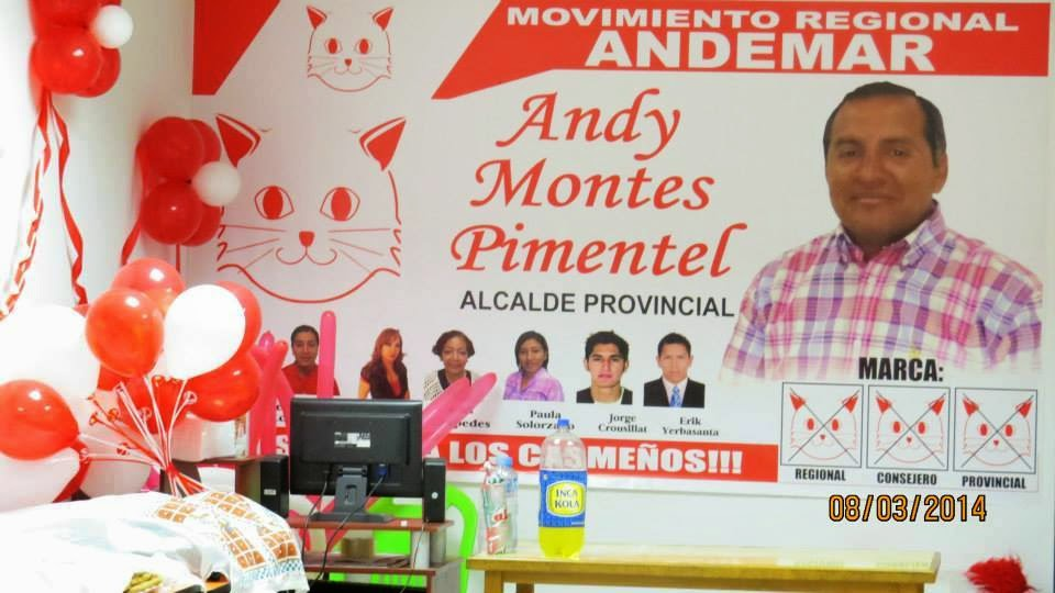 ANDY MONTES
