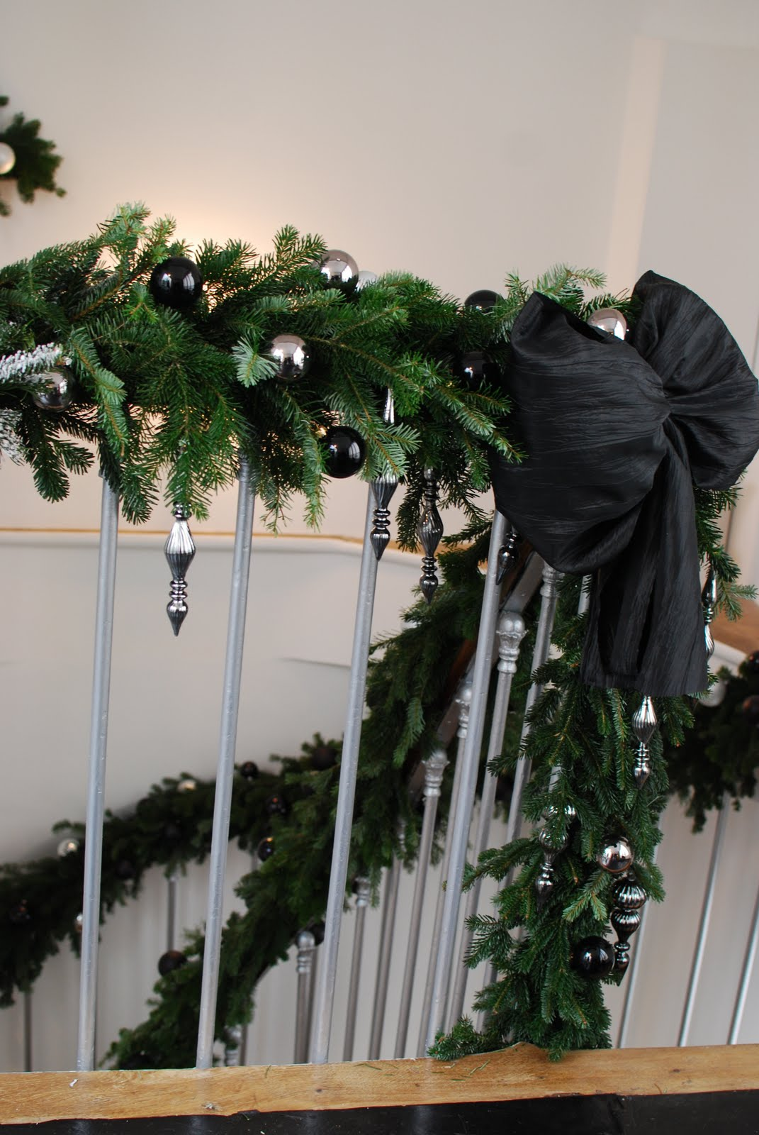SNHF Motif de décoration florale d'appartement exposé par M. Debrie Lachaume
