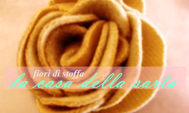 rose in stoffa