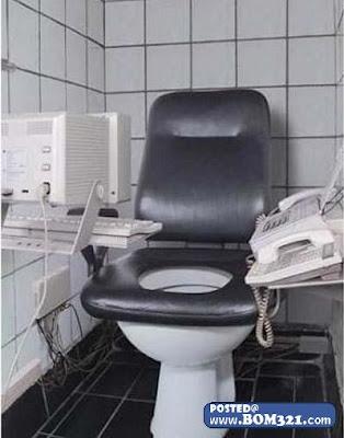 Tandas Untuk Blogger ! | Toilet for blogger