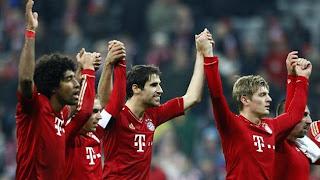 Bayern München vs BATE Borisov